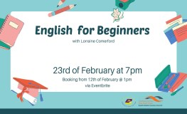 English Classes for Beginners sumamry image