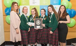 Teen entrepreneurs from South Dublin on countdown to Student Enterprise National Final on 2 May 2018 sumamry image