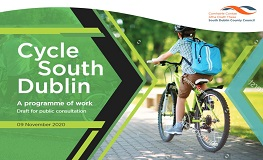 South Dublin County Council Awarded Over €20m for Sustainable Transport Plans  sumamry image