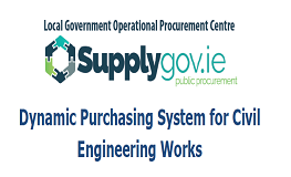 Dynamic Purchasing System for Civil Engineering Works  sumamry image