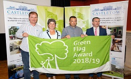 Two Green Flags awarded to South Dublin Parks sumamry image
