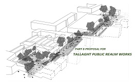 Part 8 proposal for Tallaght Public Realm Works sumamry image