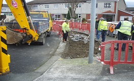 Council earmark more than €4,400,000 for road and footpath works sumamry image