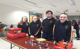 Almost 1800 students take part in South Dublin's Engineers Week events sumamry image