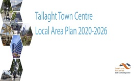 Tallaght Town Centre Local Area Plan 2020 sumamry image