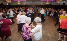 Annette Halpin Memorial Tea Dance Thursday 22 November 2018 sumamry image
